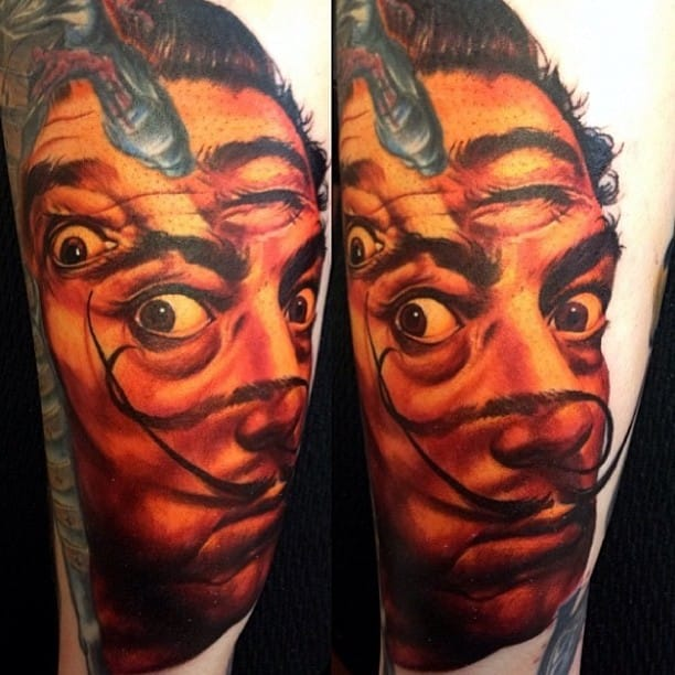 Salvador Dali would be proud! By Matthew Lukes.