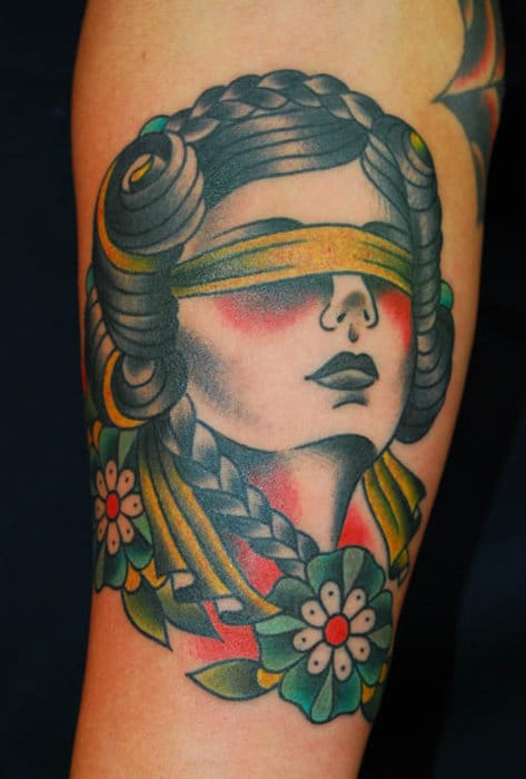 Tattoo by Miss Arianna.