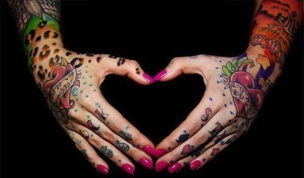 #heart #tattoos