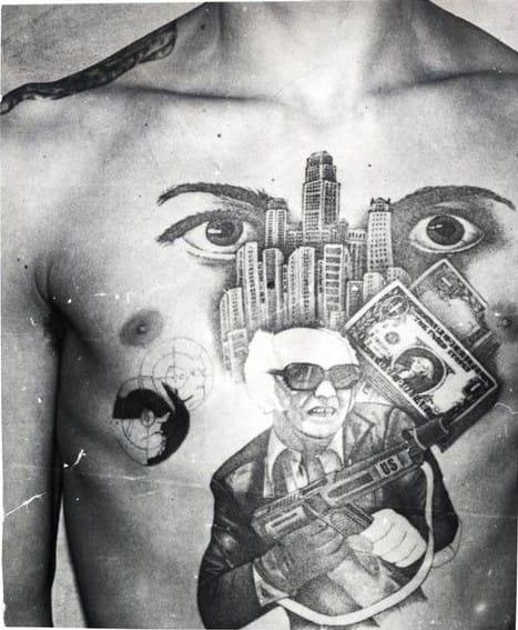 Máfia Russa E Os Significados De Suas Tatuagens! (Parte 2)