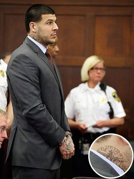 Lifetime, a reminder of Hernandez's sentence
