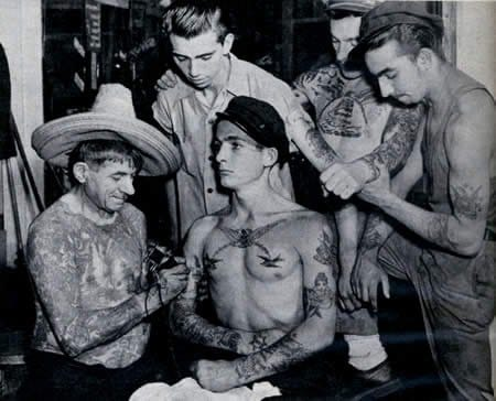Traditional tattooing at its best