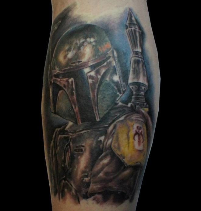Tattoo by Mike McDonald