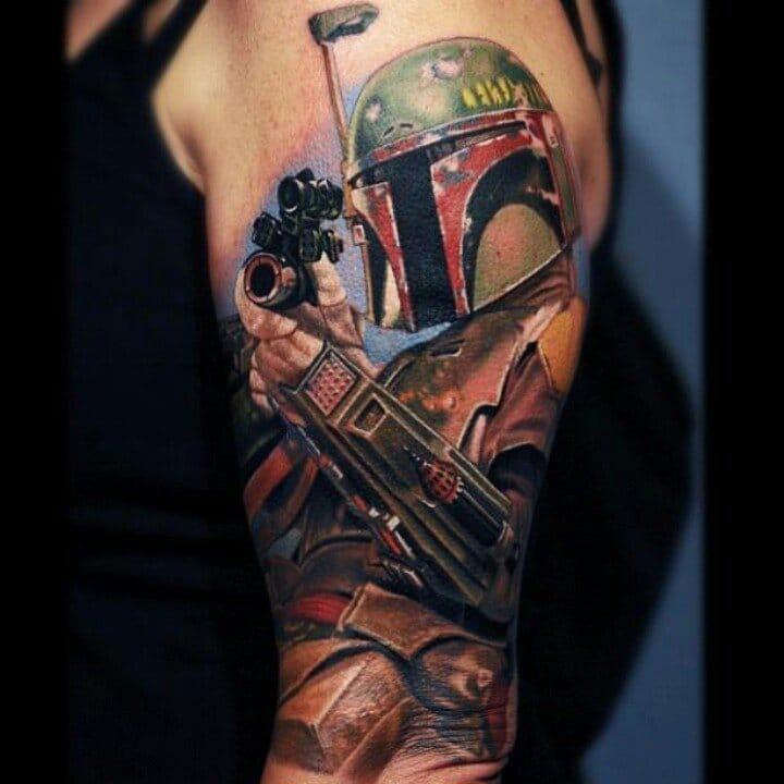 The great Nikko Hurtado tattooed this