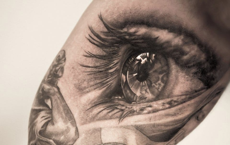 16 Amazing Realistic Tattoos By Niki Norberg
