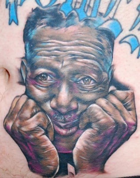 Portraits Of The Blues: Awesome Blues Musician Tattoos