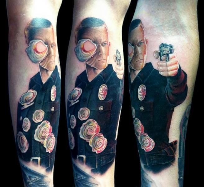 Great Tattoo by David Corden
