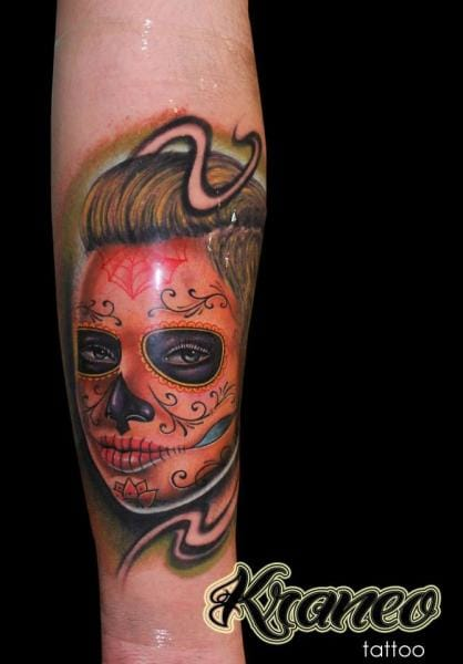 by Face Tattoo