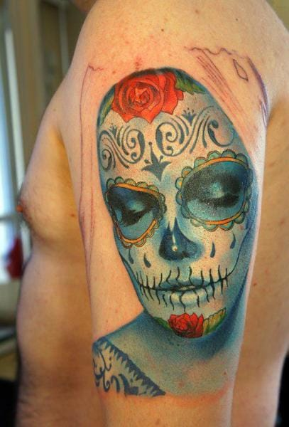 by Grimmy 3D Tattoo