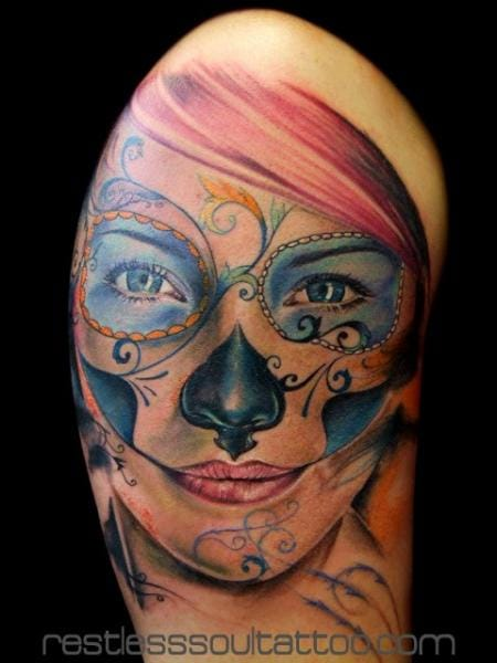 by Restless Soul Tattoo