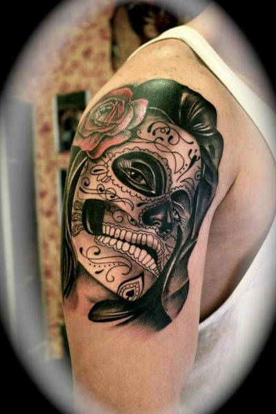 by Silver Needle Tattoo