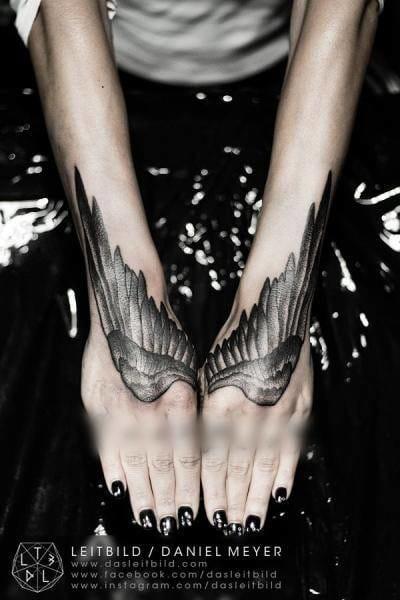 Wings by Daniel Meyer.