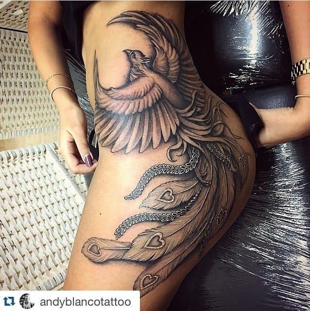 Splendid Phoenix by Andy Blanco