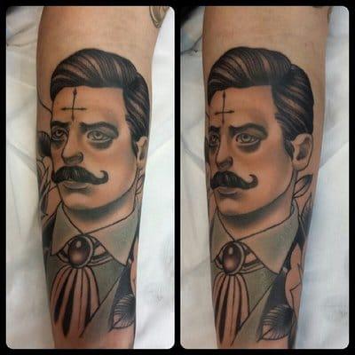 Tattoo By Sandra-O