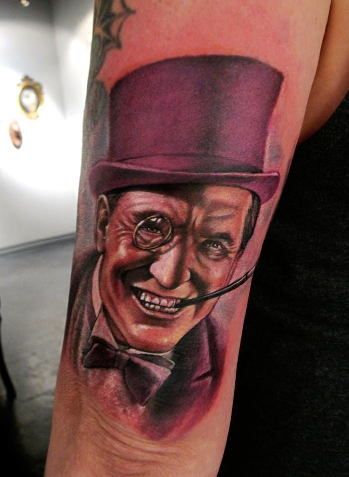 tattoo by Stéfano Alcántara