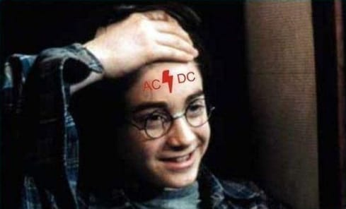 Harry Potter has a favorite band