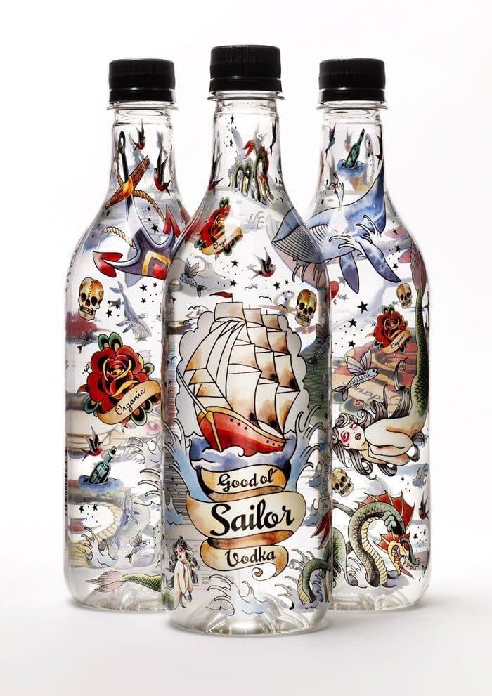 Good 'Ol Sailor Vodka