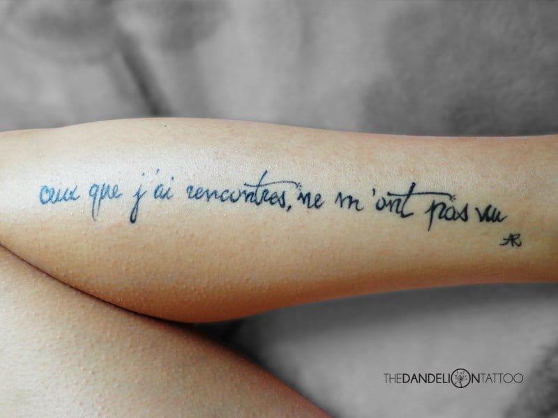Dandelion LAmour Et La Haine