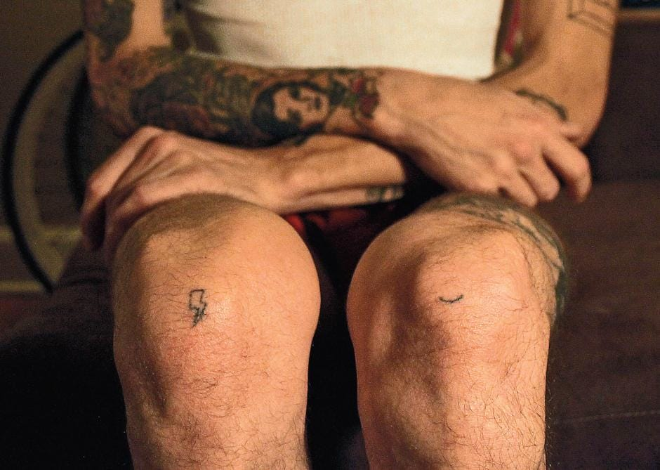 9 Things People Get Wrong About Stick And Poke Tattoos