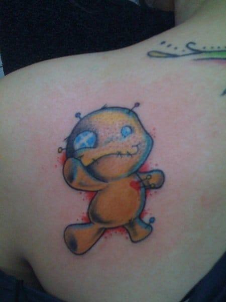 No coração dói mais né? Tatuagem de @unboundkill
