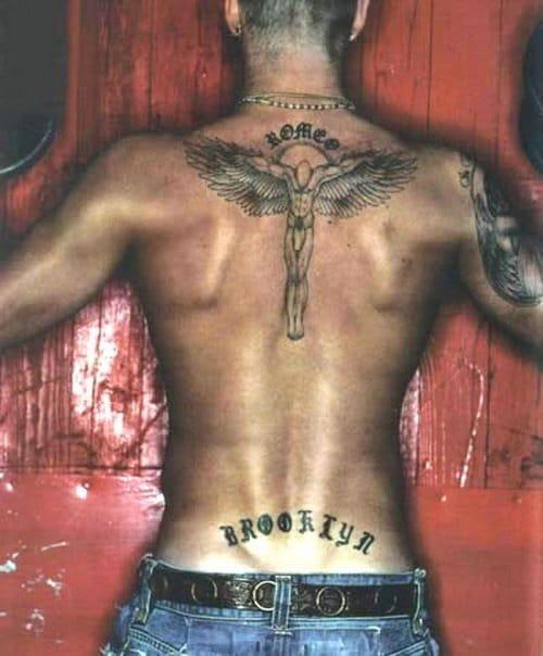 Tattoo: Louis Malloy