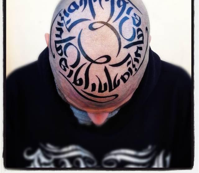 Calligraphy Tattoo