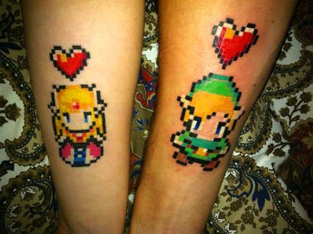 Who loves The Legend of Zelda?! Rave about your favorite video games here! :D