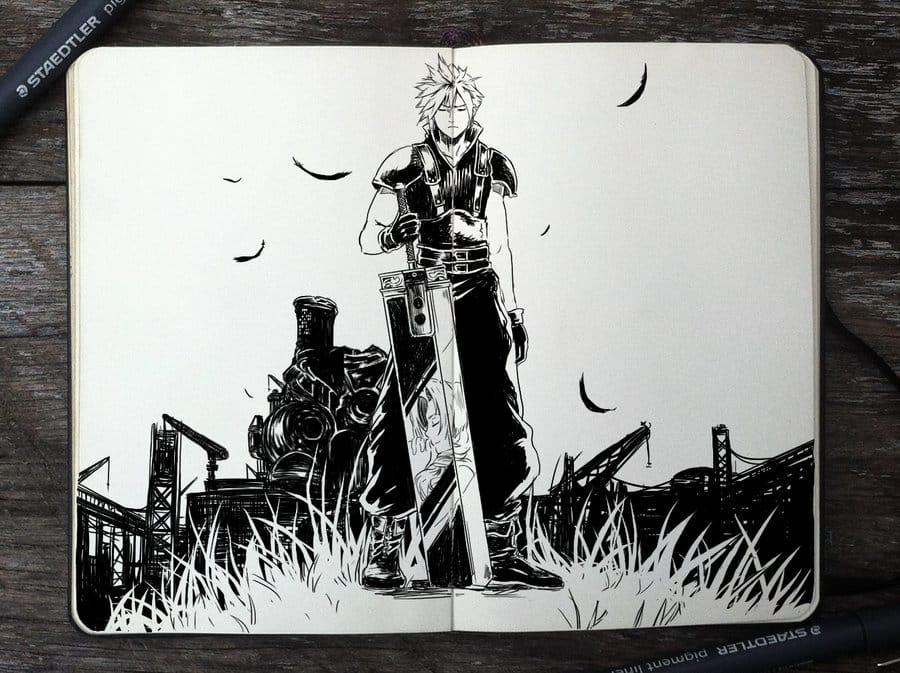 Gabriel Picolo Final Fantasy VII