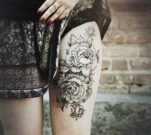 5 Reasons Why Black and Grey Should Be On Your Tattoo Bucket List!