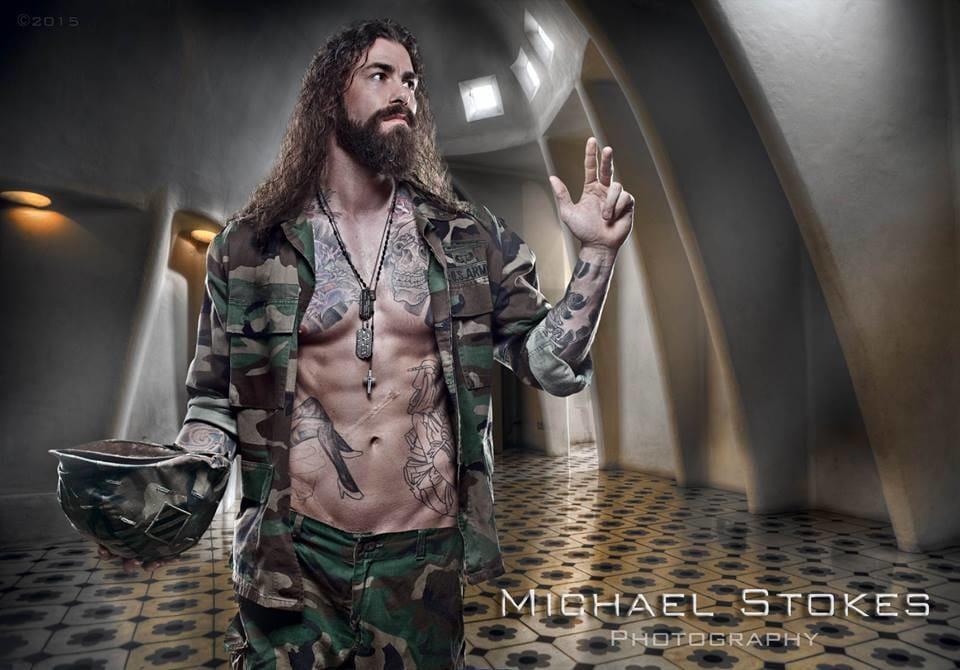 photographer Michael Stokes
