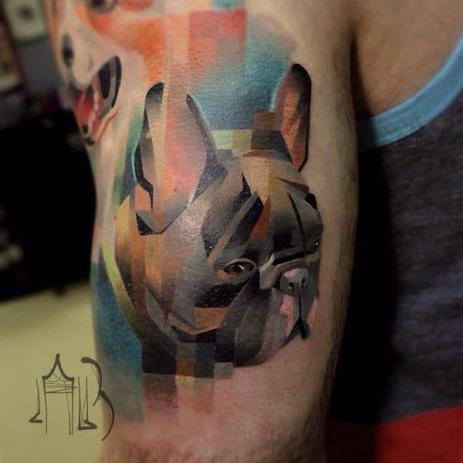Pixel Tattoo