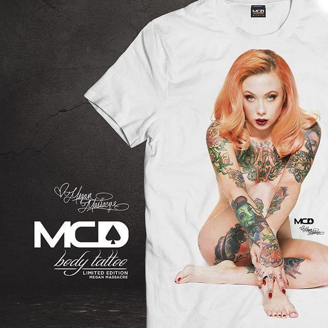 Camiseta da Megan!
