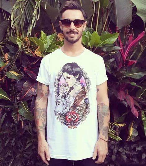 tattoo artist Rik Lee @rikleeillustration / Instagram