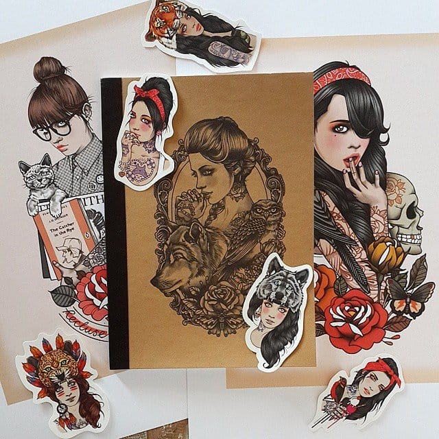 Awesome drawings