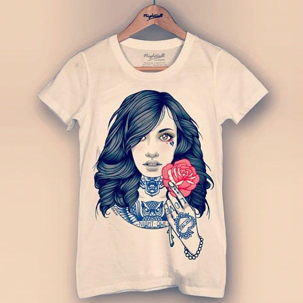 T-Shirt design by Rik Lee