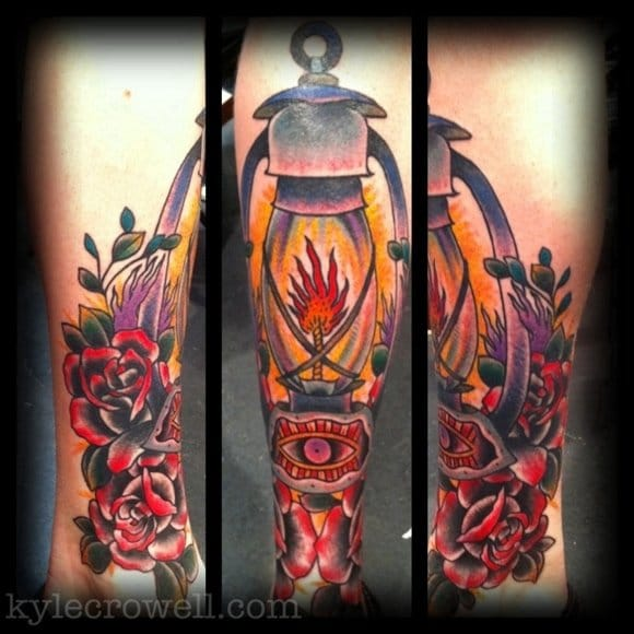 Tattoo by Kyle Crowell