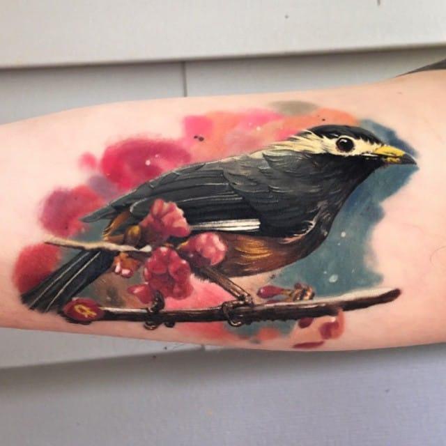 Stunning piece by Jake Ross!