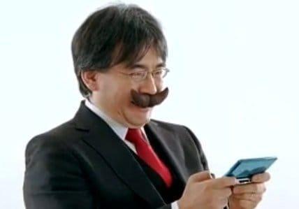 Late Satoru Iwata
