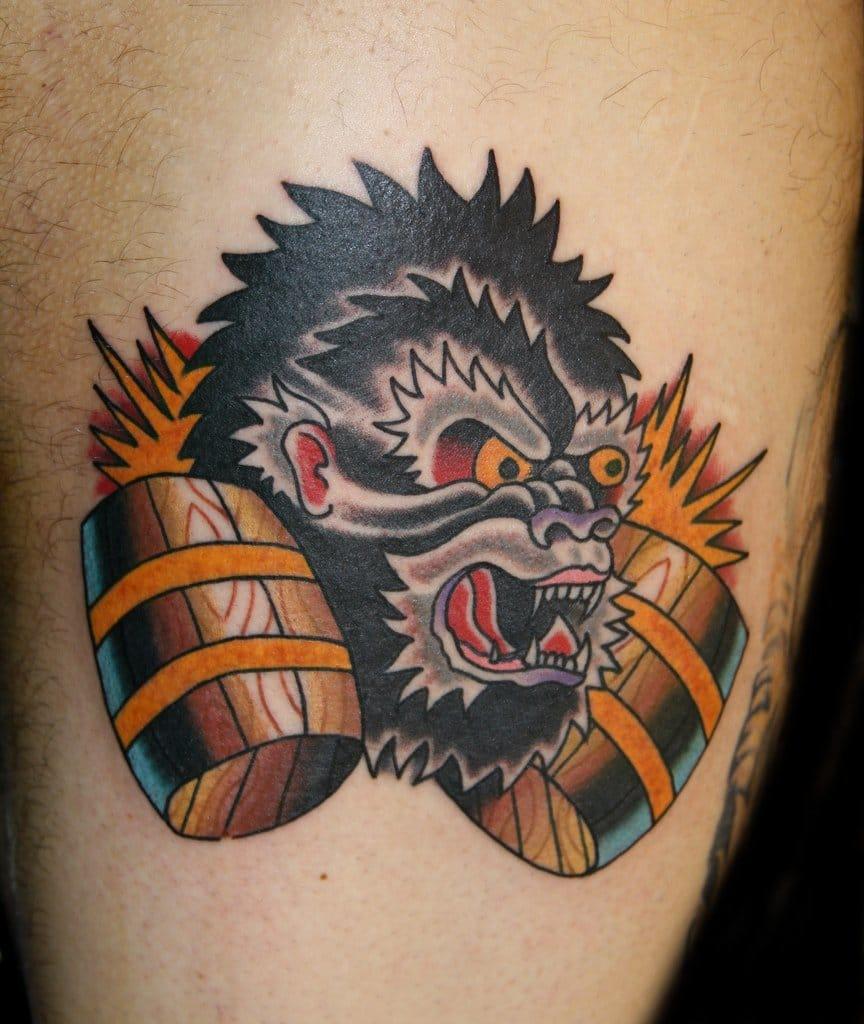 by Myke Chambers Tattoos