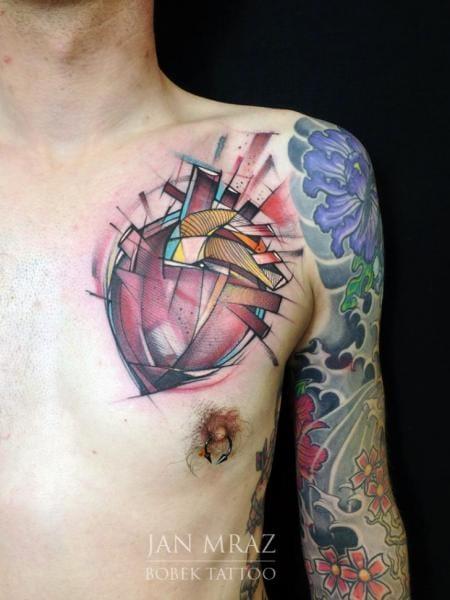 Bold Tattoo by Jan Mràz
