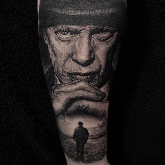 10 Stylish Boardwalk Empire Tattoos