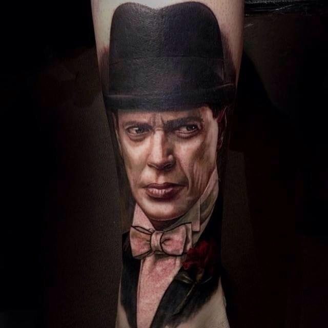 Boardwalk Empire Tattoo