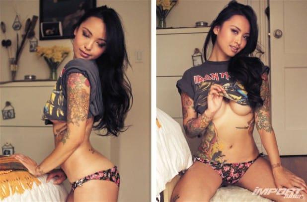Tattooed Babe Spotlight: Levy Tran