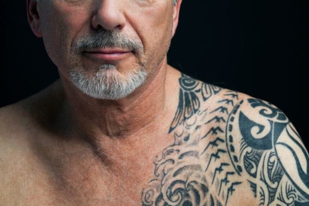 What is fueling the growth of retirement tattoos?