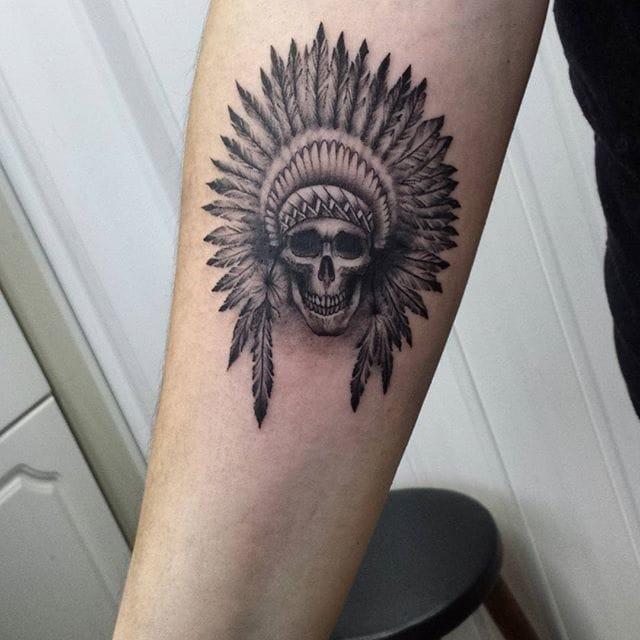via @leandro.tattoo
