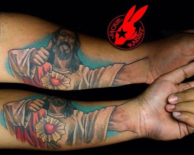 Tattoo by Jackie Rabbit