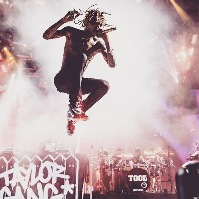 Wiz Khalifa Tattoos