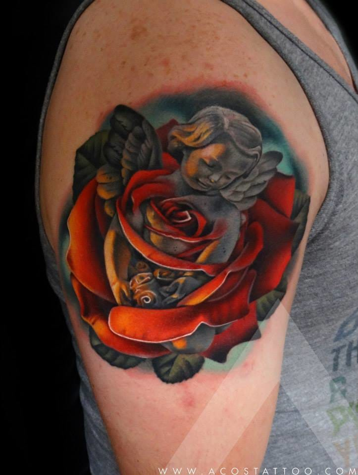Tattoo Artists You Really Should Get To Know: Andrés Acosta