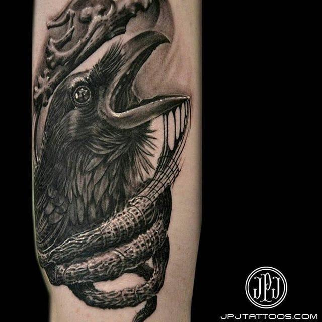 Amazing tattoo by JPJ!