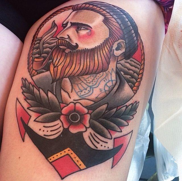 18 Seaworthy Mariner Tattoos